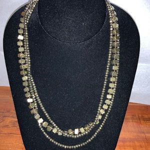 Amy Kahn Russell Pyrite Necklace